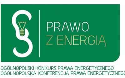 """Konkurs  ,,Prawo z energią"""""""